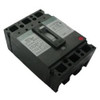 General Electric TEB132020 3 Pole 20 Amp 250VAC Circuit Breaker - Used