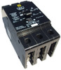 Square D EJB34030 3 Pole 30 Amp 480VAC 65KAIC Circuit Breaker - Used