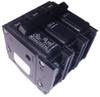 Westinghouse BR320 3 Pole 20 Amp 240VAC Circuit Breaker Black - Used