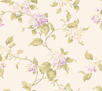 Callaway Cottage Hydrangia Sidewall Wallpaper CT0905 by York