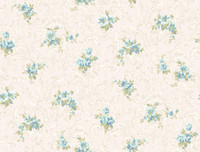 Callaway Cottage Damask Spot Texture Wallpaper CT0920 by York