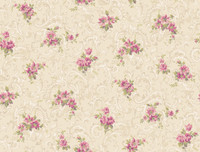 Callaway Cottage Damask Spot Texture Wallpaper CT0921 by York
