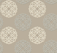 Candice Olson Shimmering Details Duo Wallpaper DE8863 by York