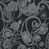 Candice Olson Shimmering Details Dotted PaisleyDE9003 by York