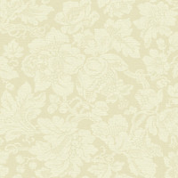 Cream Floral Jacobean