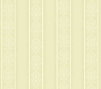 Arabelle Sage Damask Stripe Wallpaper