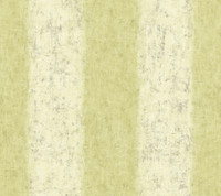 yellow & green & grey Watercolors Batik Ogee Stripe Wallpaper