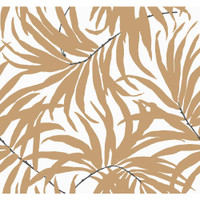 Tropics Bali Leaves AT7055 Wallpaper