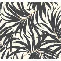 Tropics Bali Leaves AT7056 Wallpaper