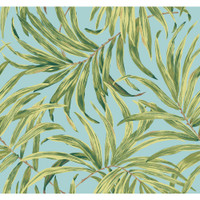 Tropics Woven Mat AT7100 Wallpaper