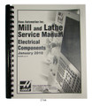 Haas CNC Mill & Lathe Service Manual Electrical Jan 2010 #1744