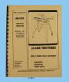 Sears Craftsman Sander Cover 1127
