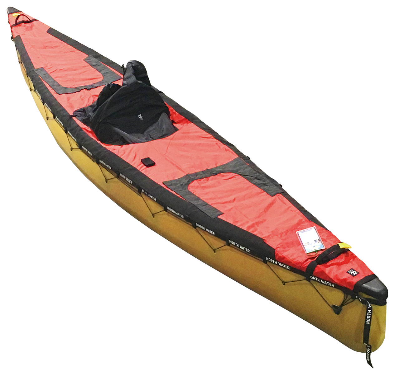North Water Solo Canoe Spray Deck Western Canoeing