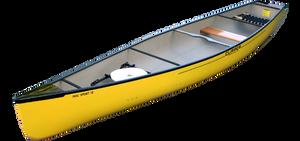 Fiberglass Mac Sport 18' Square-Stern (Shown with 3rd seat option)