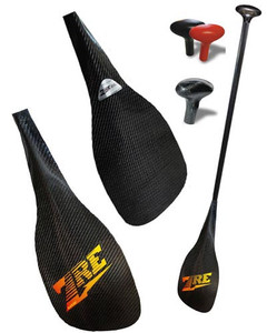 Black Rec Paddle by Zaveral