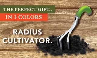 Radius Cultivator