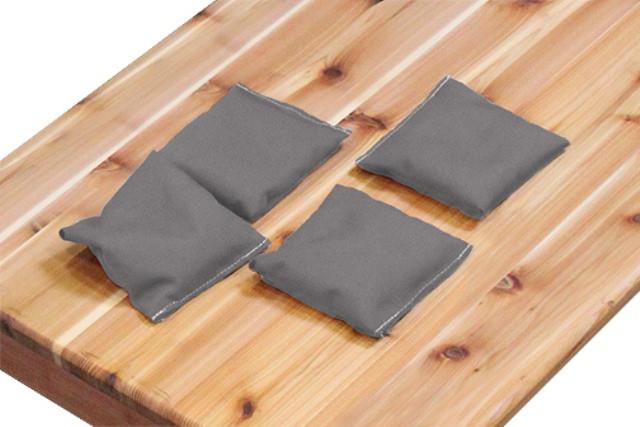 Gronomics-Gray-Bean-Bags-(Set-of-4)