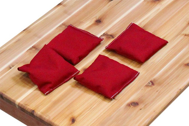 Gronomics-Red-Bean-Bags-(Set-of-4)