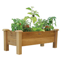 "Gronomics-Rustic-Planter-Box-18x48x19---9""D"