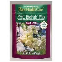 Lebanon Turf PHC BioPak Plus Plant Health Care, 3-0-20 1 Lb