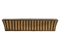 Large Solera Window Box with Coco Liner