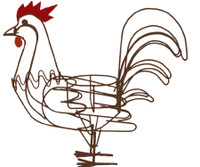Rooster-Planter