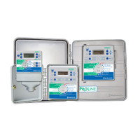 WEATHERMATIC PROLINE PL1600 Controller 4 Programs, 8 Start Times Each