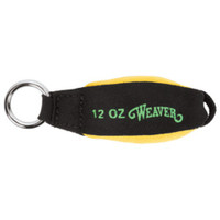 Weaver-Leather-12-oz-Bullet-Throw-Weight-Black/Yellow