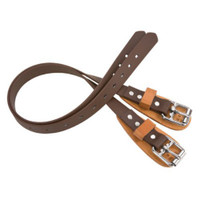 "Weaver Leather Heavy Duty 26"" Upper Climber Straps, Sold in Pairs"
