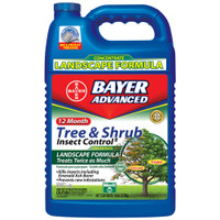 Bayer Gal 12 Month Tree & Shrub Insect Control II Conc