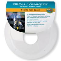 "Droll-Yankee-Seattle-Rain-Guard-Dome-Fits-2.5""-Tube"