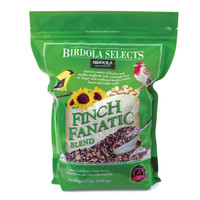 Birdola-4.5#-Selects-Finch-Fanatic-Blend-Stand-Up-Bag
