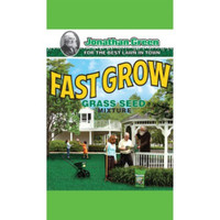JONATHAN GREEN Fast Grow Grass Seed Mixture, Treats up to 1,500 3 Lb.