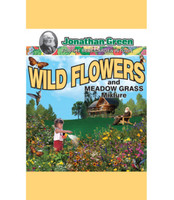 JONATHAN GREEN Wild Flowers and Meadow,Treats 1000 Sq. Ft. 1 Lb.