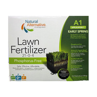 Natural-Alternative-Lawn-Fertilizer-(21-0-4)-Application-1-(Spring)