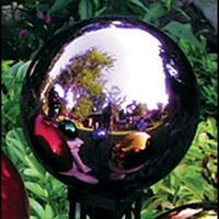"Echo-Valley-10""-Mauve-Gazing-Globe"