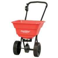 "Earthway Set Up Deluxe 80 lb Spreader W/ 10"" Wheels"
