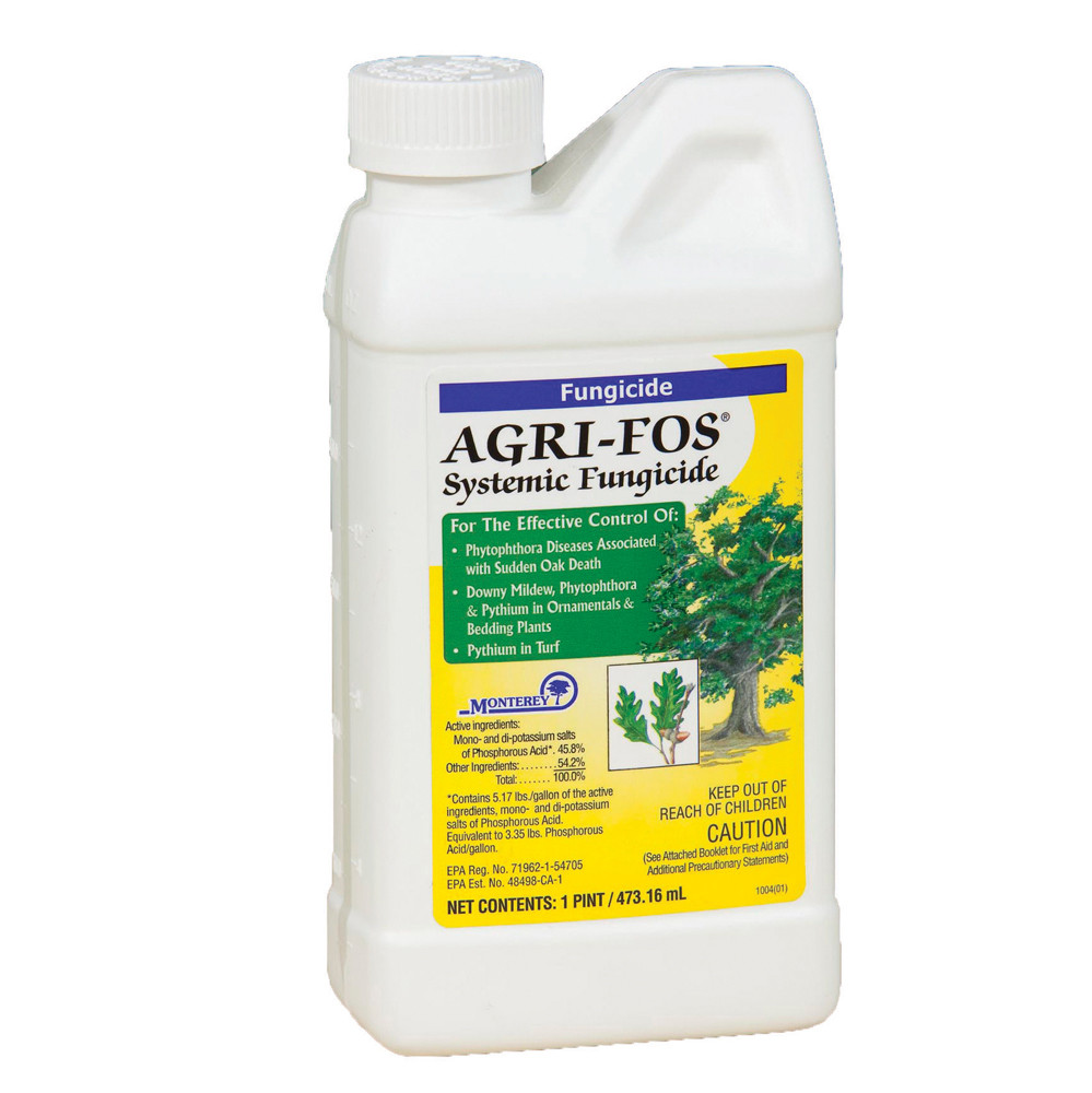 Monterey Agri-Fos Systemic Fungicide, 1 Pint