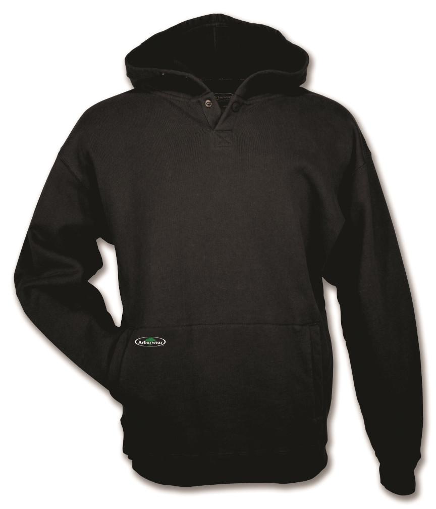 Arborwear Double Thick Pullover Sweatshirt Black