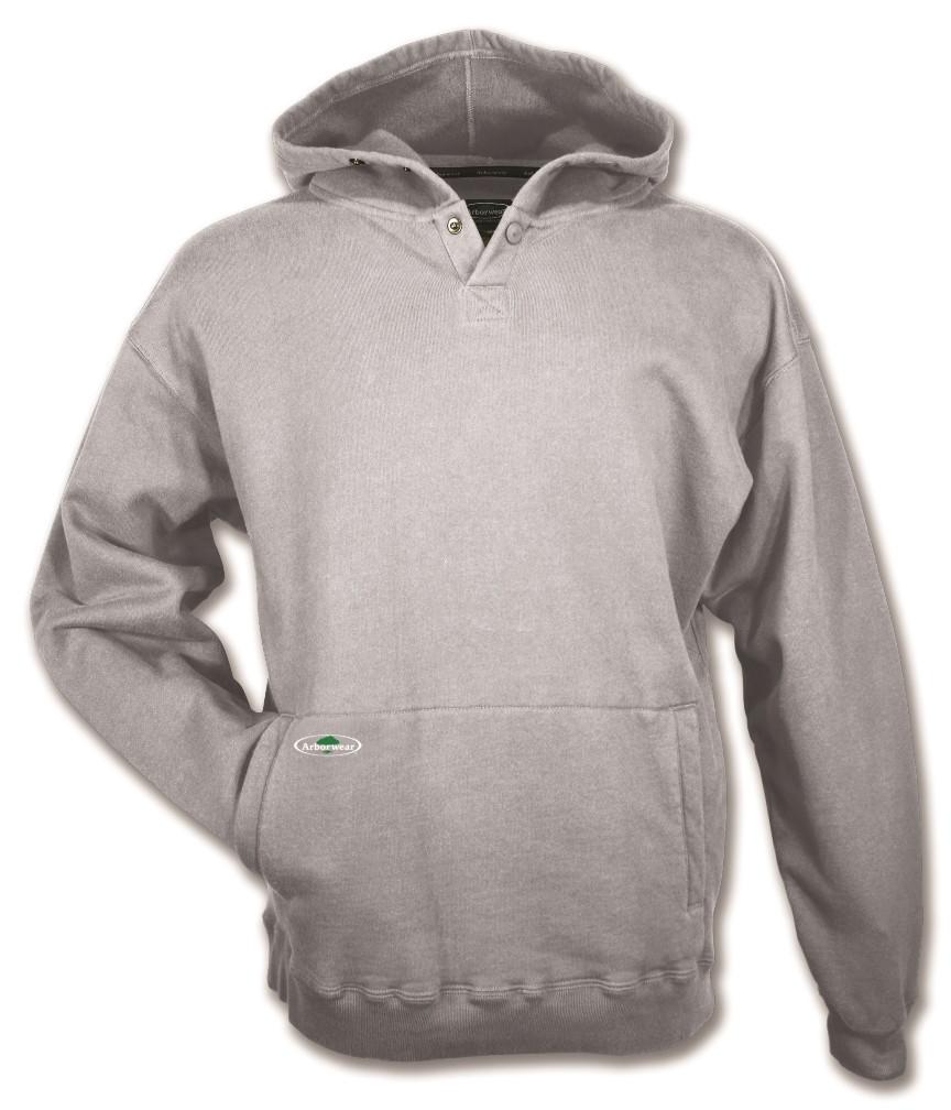 Arborwear Double Thick Pullover Sweatshirt Gray