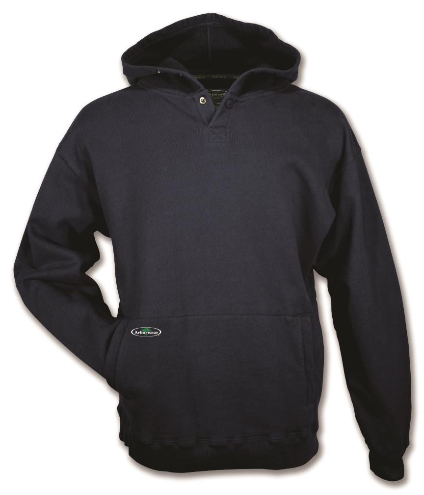Arborwear Double Thick Pullover Sweatshirt Navy