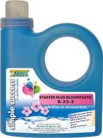 Simple Success 8-32-5 Starter Plus Bloomtastic Seed Starter, 1 Quart