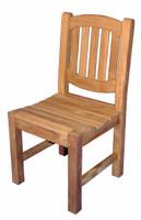 Teak Furniture Teak Boston Oval Chair