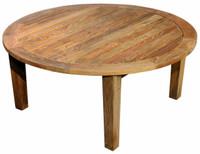 Teak Furniture Teak Round Coffee Table
