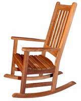 Teak Furniture Teak Carolina Rocker