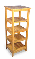 Teak-Square-Shelf-5-Tier-by-Regal-Teak