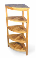 Teak-Corner-Shelf-5-Tier-by-Regal-Teak