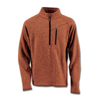 Arborwear Staghorn Fleece, Burnt Orange