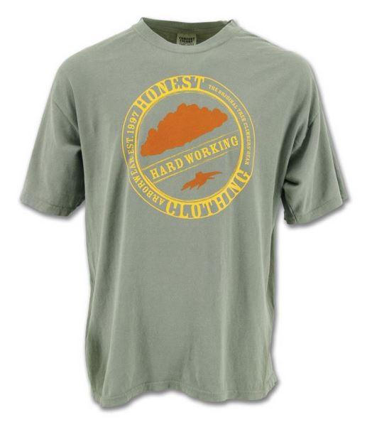Arborwear Honest Hardworking t-shirt