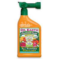 Dr. Earth Premium Gold Organic All Purpose Liquid Fertilizer - 32 OZ RTS